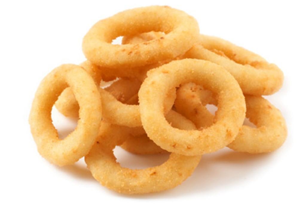 Луковые кольца в панировке рецепт